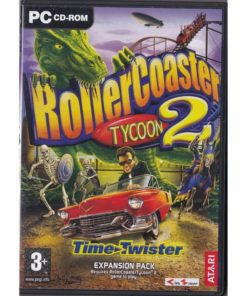 RollerCoaster Tycoon 2: Time Twister (PC)
