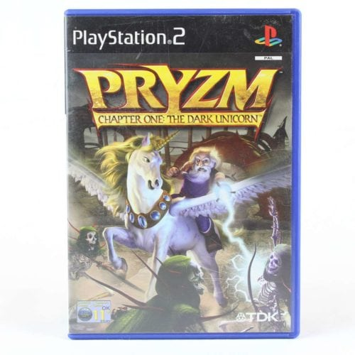 Pryzm: Chapter One - The Dark Unicorn (Playstation 2)