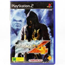 Tekken 4 (PS2)