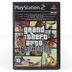 Grand Theft Auto: San Andreas (PS2)