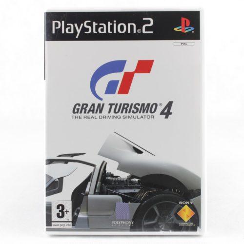 Gran Turismo 4 (PS2)