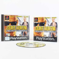 Duke Nukem: Land of the Babes (Playstation 1)