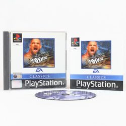 WCW Mayhem (Playstation 1)