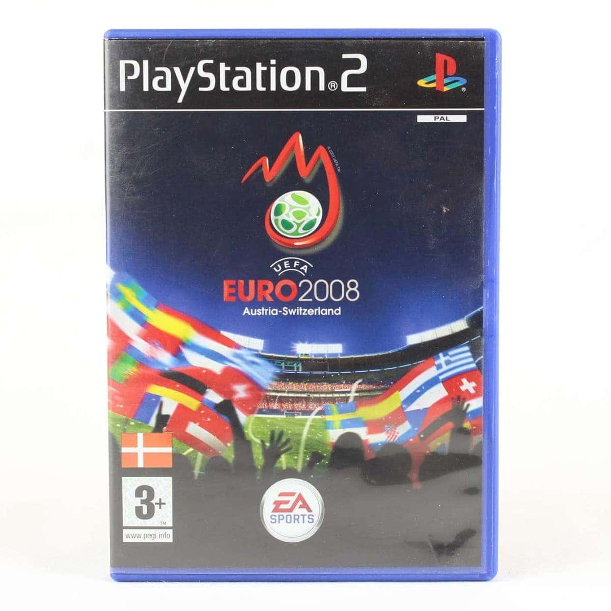 UEFA Euro 2008 (Playstation 2)