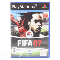 FIFA 07 (Playstation 2)