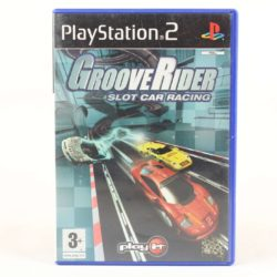 Grooverider: Slot Car Racing (Playstation 2)