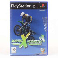 Moto X Maniac (Playstation 2)