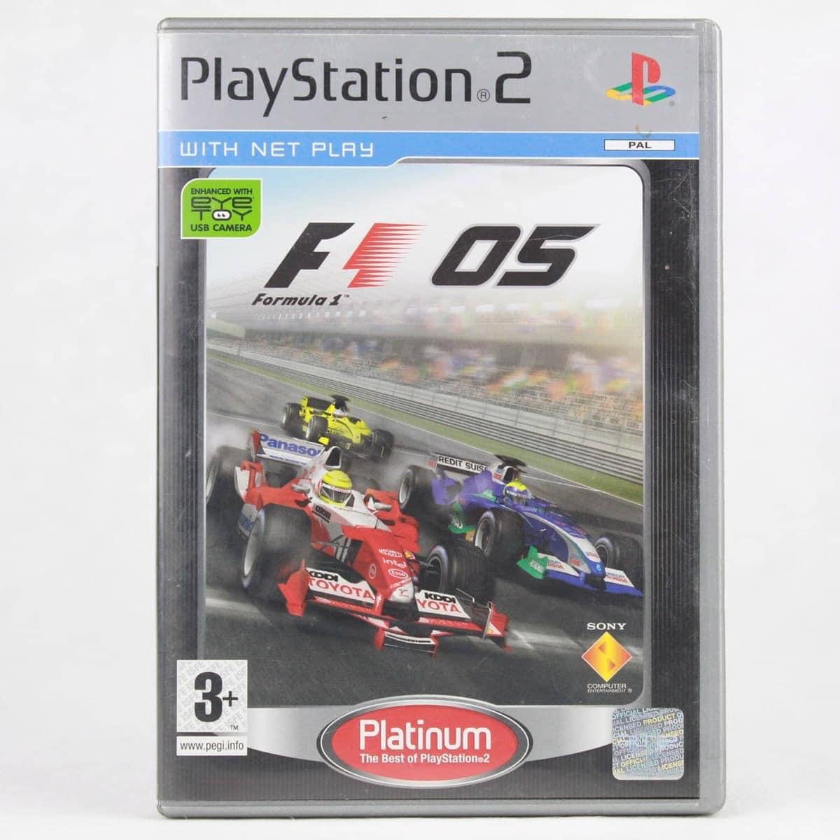 Formula One 05 (PS2)