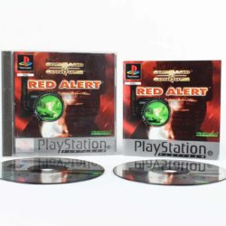 Command & Conquer Red Alert (Playstation 1 - Platinum)