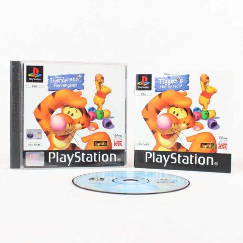 Disney's Tigerdyrets Honningjagt (Playstation 1)