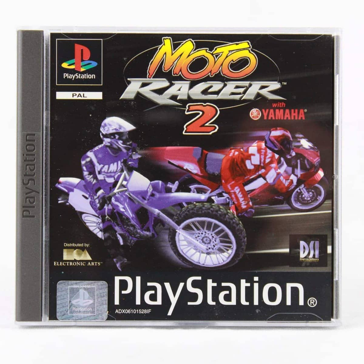 Moto Racer 2 (Playstation 1)
