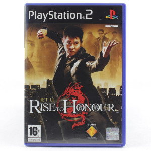 Rise To Honour (PS2)