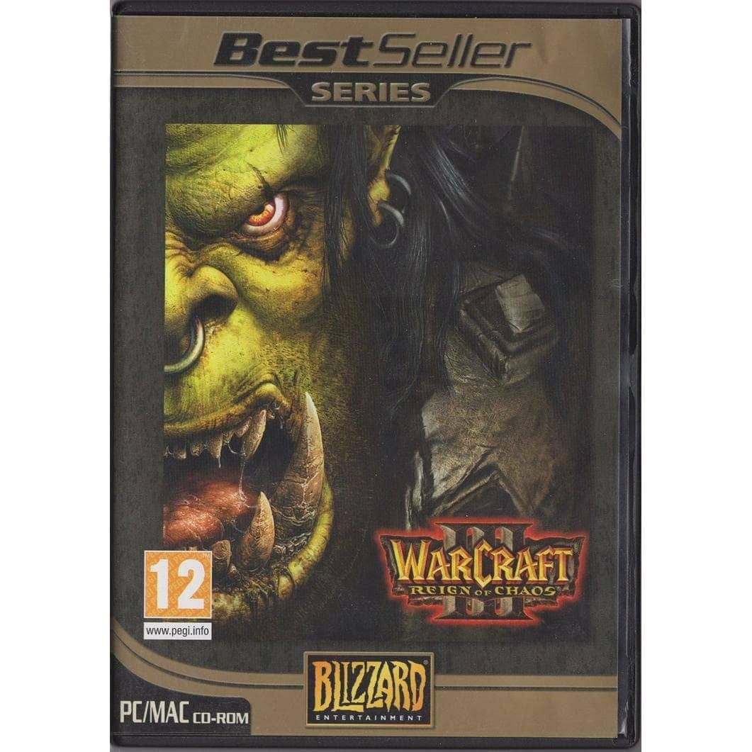 WarCraft III: Reign of Chaos (PC - Bestseller)