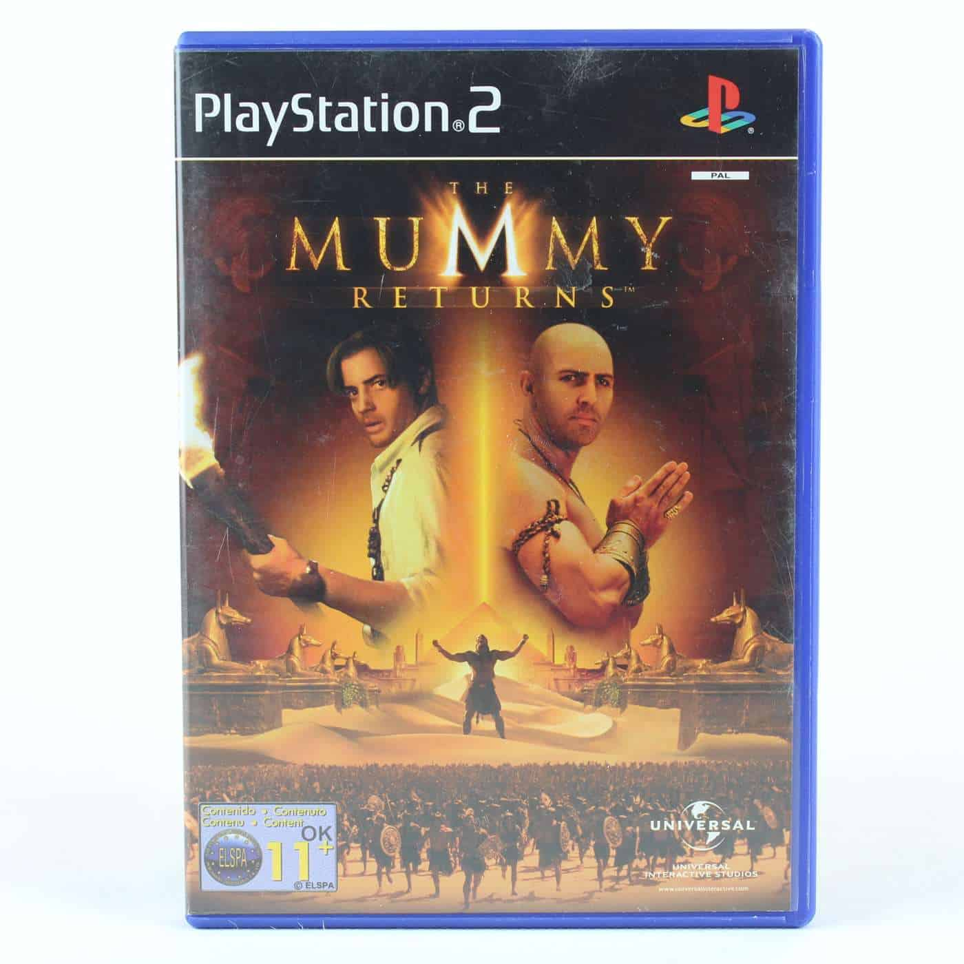 The Mummy Returns (Playstation 2)