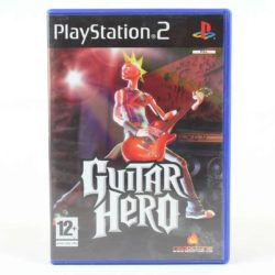 Guitar Hero(Playstation 2
