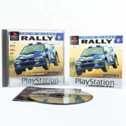 Colin McRae Rally (Playstation 1)