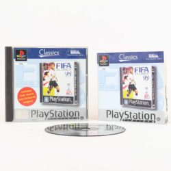 FIFA: Road to World Cup 98 (Playstation 1 - Platinum)