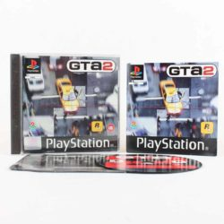 GTA 2 (Playstation 1)