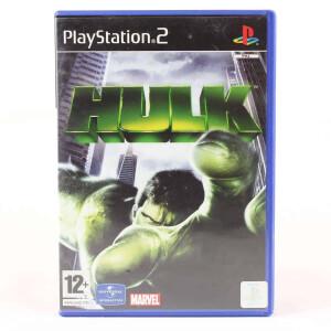 The Hulk (Playstation 2)