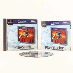 Soviet Strike (PS1 - Platinum)