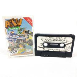 ATV Simulator (C64 Cassette)