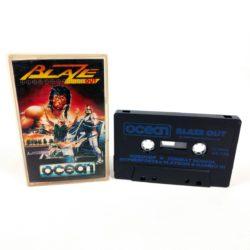 Blaze Out (C64 Cassette)