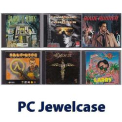 PC Spil (Jewelcase)