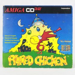Alfred Chicken (Amiga CD32)
