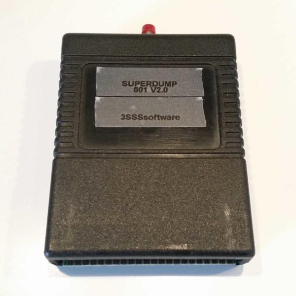 SuperDump 801 v2.0 (C64 Cartridge)