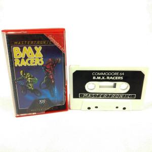 BMX Racers (C64 Cassette)