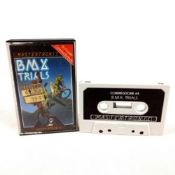 BMX Trials (C64 Cassette)