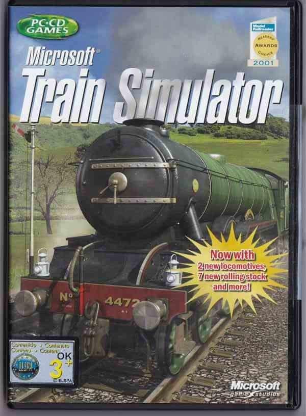 f2364bf02b Microsoft Train Simulator til PC