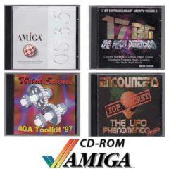 Amiga Spil (CD-Rom)