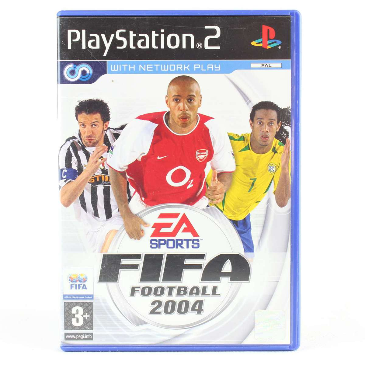 FIFA Football 2004 (Playstation 2)