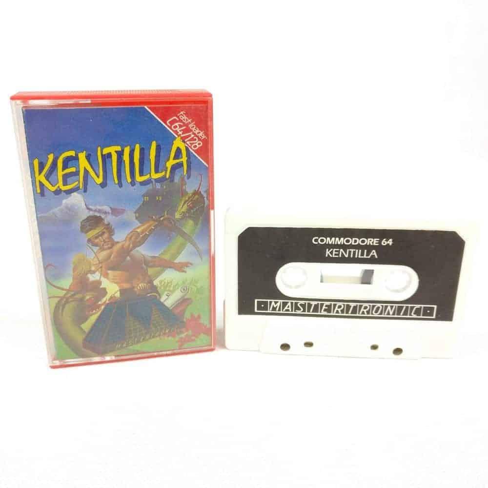 Kentilla (Commodore 64 Cassette)