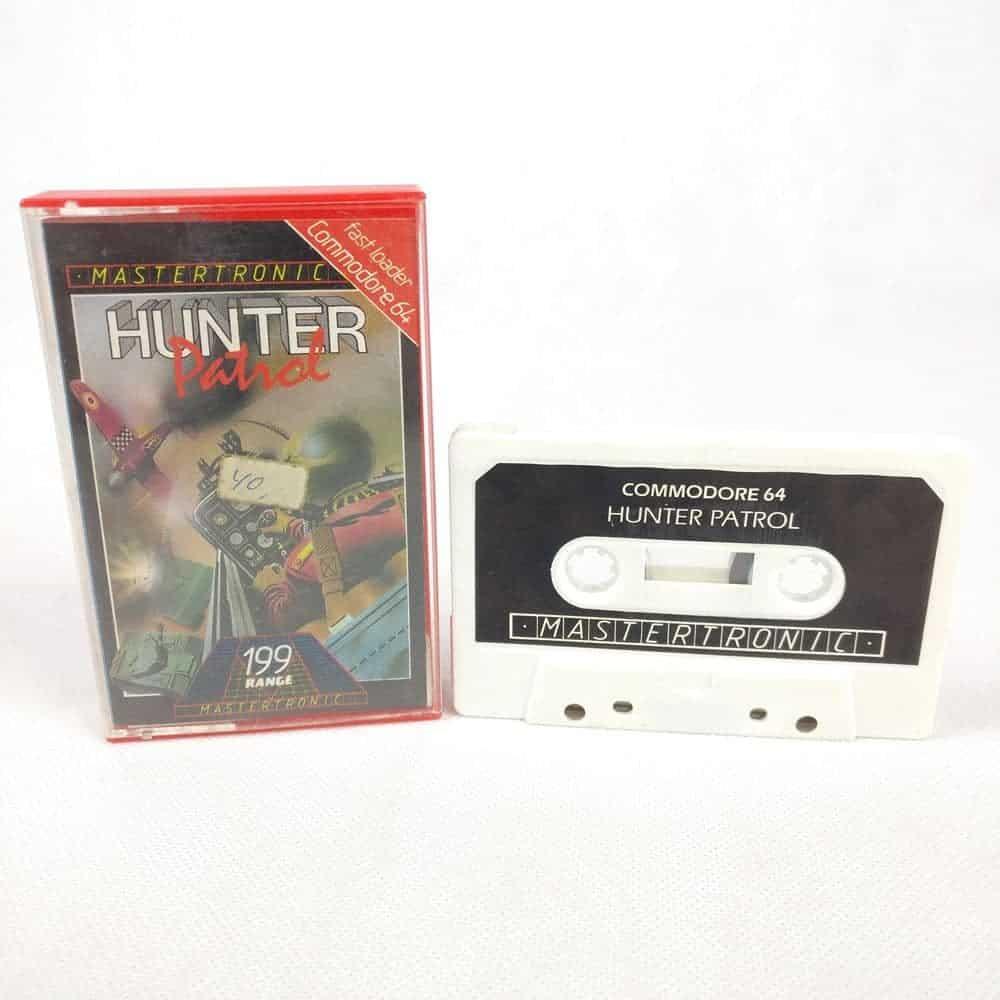 Hunter Patrol (Commodore 64 Cassette)