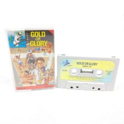 Gold or Glory (Commodore 64 Cassette)