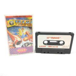 10th Frame (Commodore 64 Cassette)