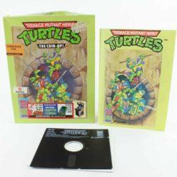 Teenage Mutant Hero Turtles: The Coin-Op! (C64 Disk)