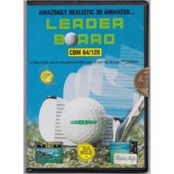 Leader Board til Commodore 64/128 (C64 - Disk)