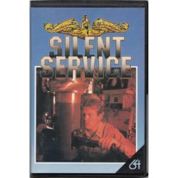 Silent Service til Commodore 64 (C64 Disk)