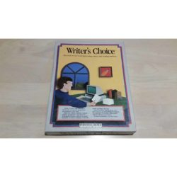 Writer's Choice (C64 Disk)