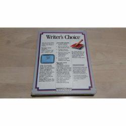 Writer's Choice (C64 Disk)