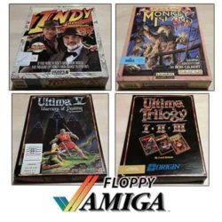 Amiga Spil (Diskette)