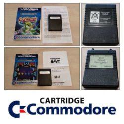 C64 Spil (Cartridge)