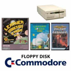 C64 Spil (Diskette)