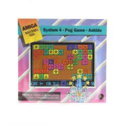 System 4 - Peg Game - Ashido (Amiga, Euro Power Pack)