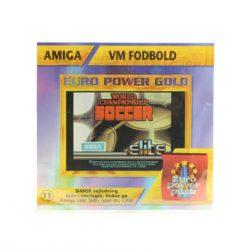 VM Fodbold / World Championship Soccer (Amiga, Euro Power Pack)