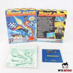 Badlands (Amiga - Boxed)