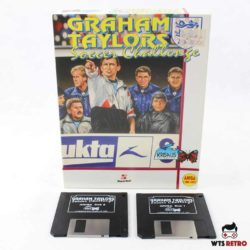 Graham Taylor's Soccer Challenge (Amiga)